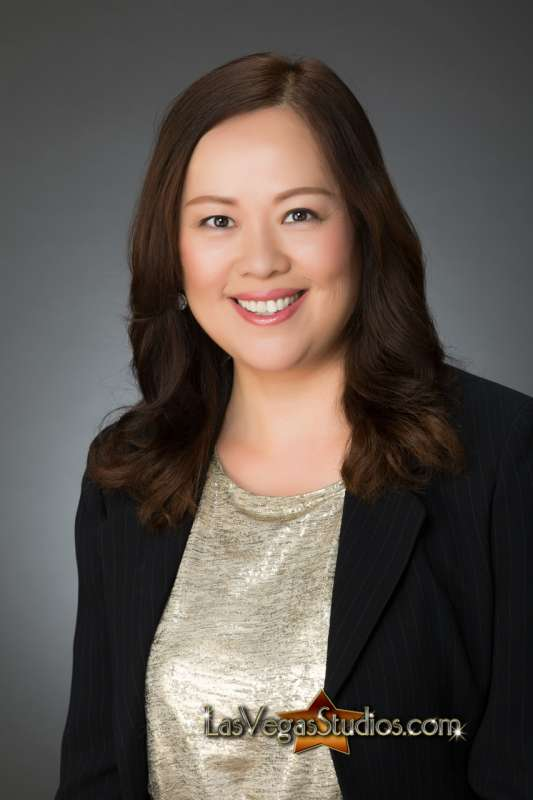 Business women's executive headshot