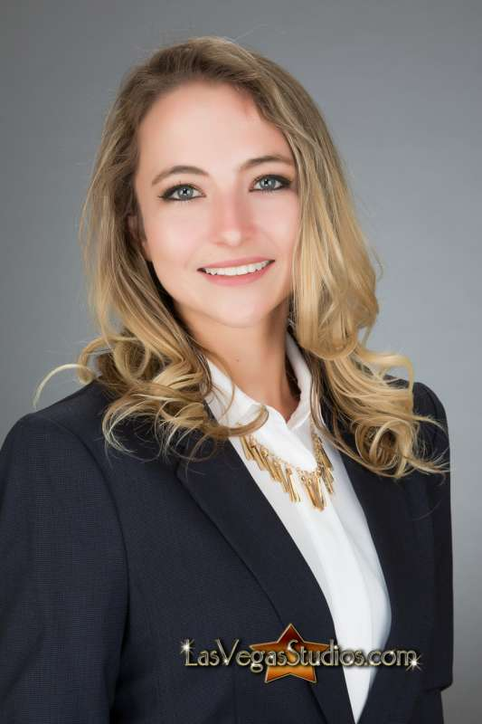 Business women's headshot