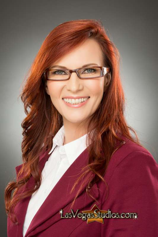 Property Manager Executive Headshot, Portrait
