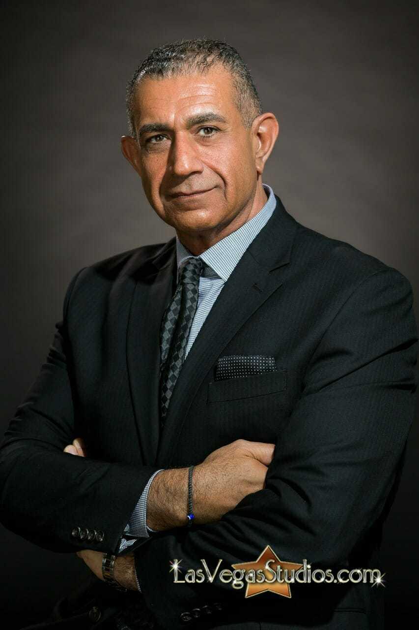 Classic CEO Portrait