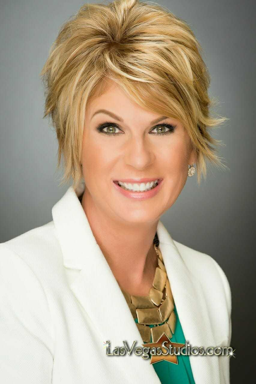 women's business headshot